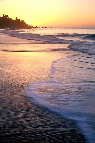 image 8-31-8 Tobago, Sunset, Grafton Beach