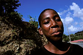one person stock photography | Tobago, Young boy, Moriah, image id 8-50-26