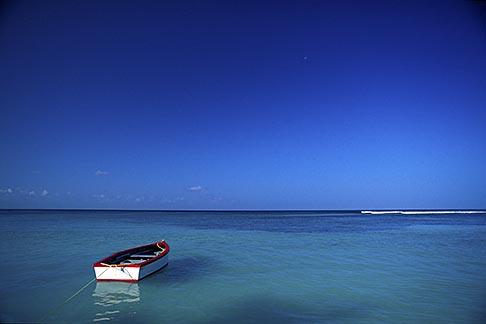 image 8-58-11 Tobago, Boat, Pigeon Point
