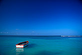 blue stock photography | Tobago, Boat, Pigeon Point, image id 8-58-11