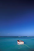 blue stock photography | Tobago, Boat, Pigeon Point, image id 8-58-14