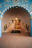 altar stock photography | Trinidad, Port of Spain, Pashimtaashi Hindu Mandir, Hindu temple, image id 8-13-8