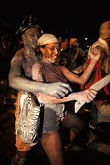 two people stock photography | Trinidad, Carnival, Jour Ouvert (J