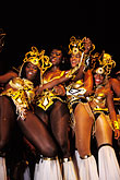 three women only stock photography | Trinidad, Carnival, Costumed dancers, image id 8-181-5