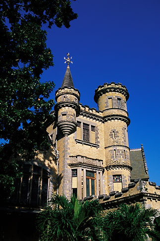 image 8-27-14 Trinidad, Port of Spain, Stollmeyer Castle