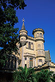 vertical stock photography | Trinidad, Port of Spain, Stollmeyer Castle, image id 8-27-14