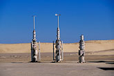 the village stock photography | Tunisia, Tozeur, Onk Jemal, Star Wars set, image id 3-1100-108