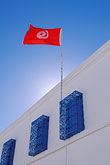 building stock photography | Tunisia, Tunis, Tunisian flag, image id 3-1100-30