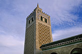 tall stock photography | Tunisia, Tunis, Great Mosque, image id 3-1100-76