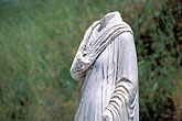 ruin stock photography | Turkey, Ephesus, Statue of Alexandros, Curetes Street, image id 9-300-14