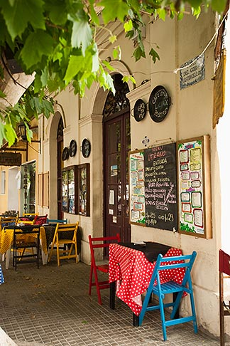 image 8-802-4351 Uruguay, Colonia del Sacramento, Restaurant exterior