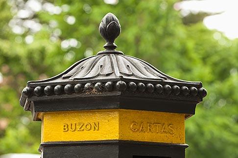 image 8-803-4727 Uruguay, Colonia del Sacramento, Postbox