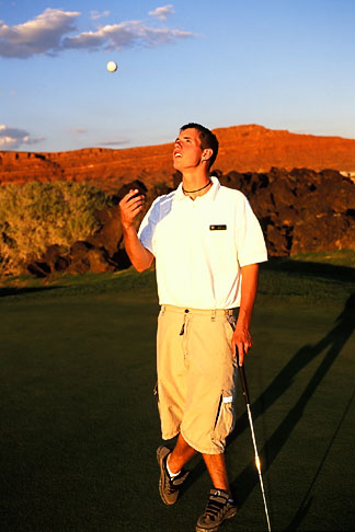 image 3-861-66 Utah, St George, Entrada at Snow Canyon Golf Course