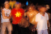 crowd stock photography | Vietnam, Hoi An, Festive youth, image id S3-194-23