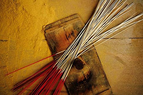 image S3-196-2 Vietnam, Incense