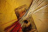 five senses stock photography | Vietnam, Mekong Delta, Making Incense, image id S3-196-2