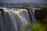 spray stock photography | Zimbabwe, Victoria Falls, Main Falls, image id 7-412-27
